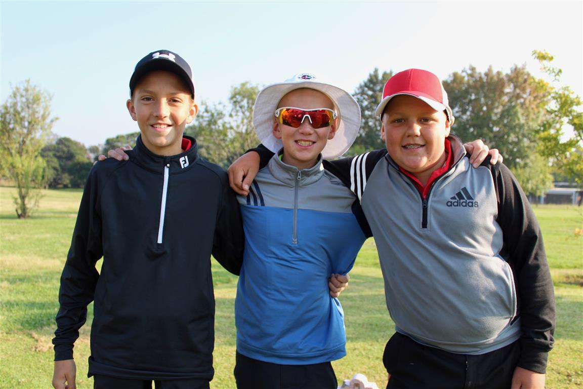 Junior golf - U13