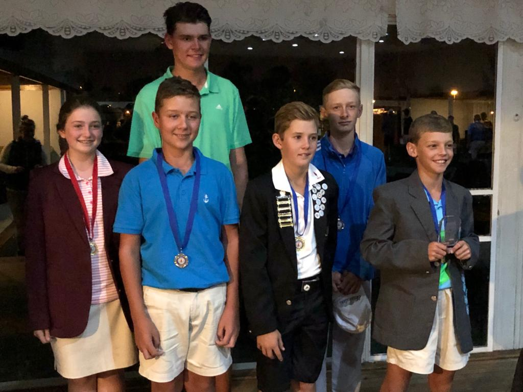 Winners - Lake Club Benoni tournament 5th May 2019